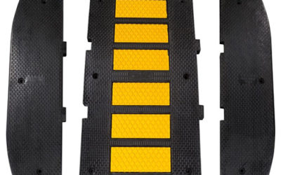 Slow Traffic will Improve Road Safety with our Incredible Speed Bump Product